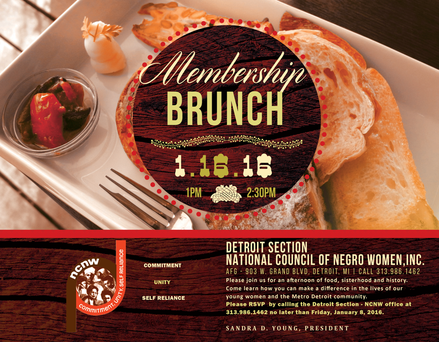 Membership Brunch
