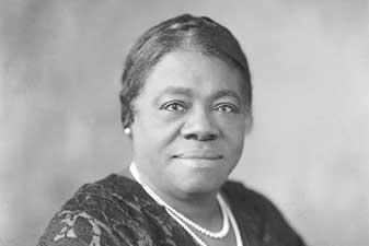 Dr. Mary McLeod Bethune